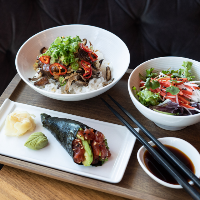 Express Lunch now available at RED Restaurant